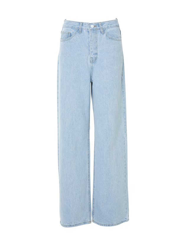 20SS WIDE WASHING DENIM PANTS