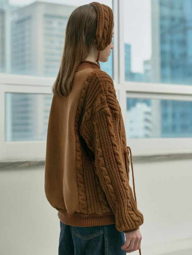 20FW SENTIMENT TOP_CAMEL